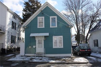 Providence Single Family Home For Sale: 38 Chambers St