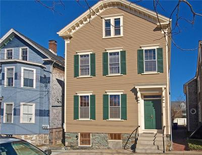 Newport Multi Family Home Act Und Contract: 8 Barney St