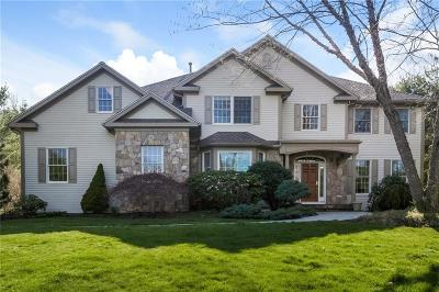 East Greenwich Single Family Home For Sale: 40 Pheasant Dr