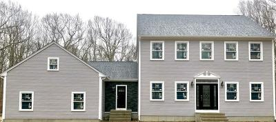 Scituate Single Family Home For Sale: 622 Rocky Hill Lane