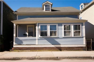 Newport Single Family Home For Sale: 667 Thames St