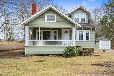 South Kingstown Single Family Home For Sale: 3674 Kingstown Rd