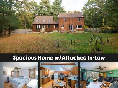 South Kingstown Single Family Home Act Und Contract: 774 Shannock Rd
