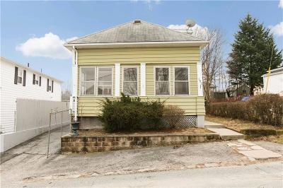 Cranston Single Family Home For Sale: 155 Alto St