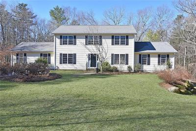 Scituate Single Family Home For Sale: 285 Nipmuc Rd