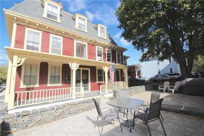 Newport Multi Family Home For Sale: 43 Farewell St