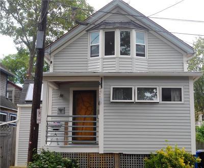 Newport Single Family Home For Sale: 6 Prescott Pl