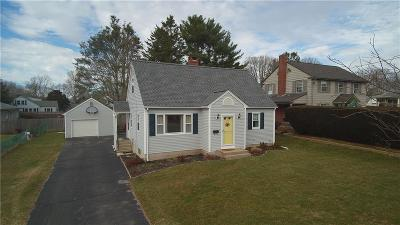 South Kingstown Single Family Home Act Und Contract: 159 Silver Lake Av