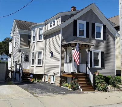 Newport Multi Family Home For Sale: 38 Gould St