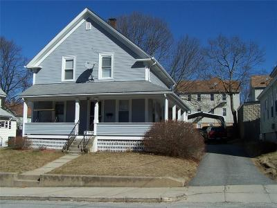 Woonsocket RI Single Family Home Sold: $184,000