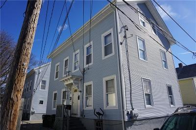 Central Falls Multi Family Home For Sale: 13 - 15 Madison Av
