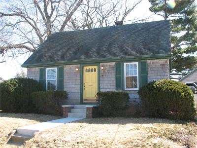 Lincoln Single Family Home For Sale: 16 Grafton St