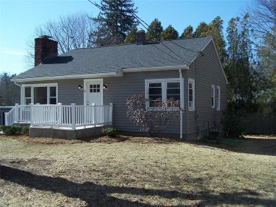 North Smithfield RI Single Family Home Sold: $284,900