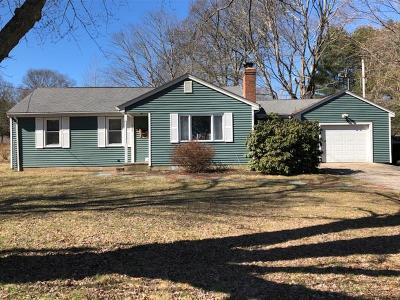 South Kingstown Single Family Home Act Und Contract: 204 Rodman St