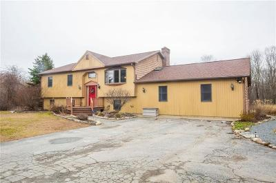 Scituate Single Family Home For Sale: 1386 Chopmist Hill Rd