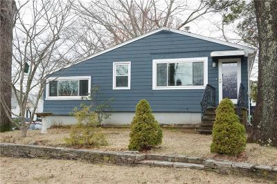 North Kingstown Single Family Home For Sale: 190 Earle Dr