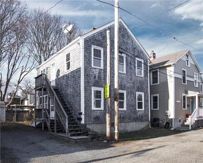 Newport Multi Family Home Act Und Contract: 18 Pearl St