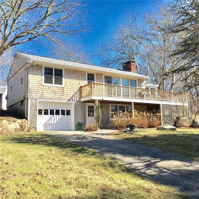 South Kingstown Single Family Home Act Und Contract: 42 Slope Av