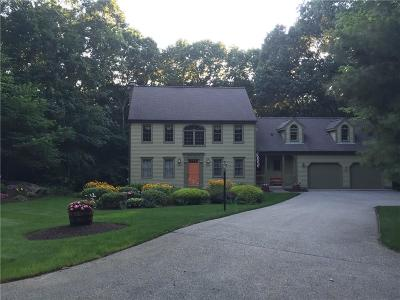 Smithfield Single Family Home For Sale: 27 Aspen Lane