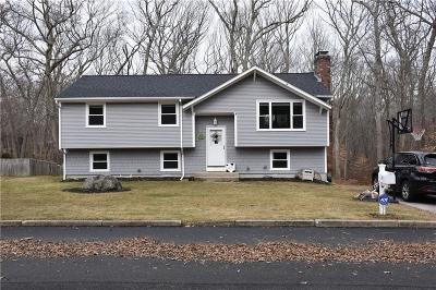 North Kingstown Single Family Home Act Und Contract: 266 Butternut Dr