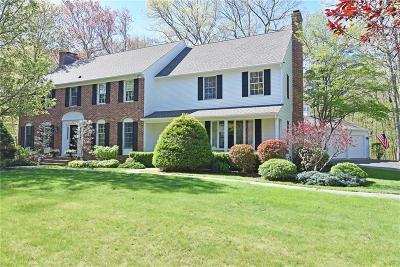 East Greenwich Single Family Home Act Und Contract: 60 Watch Hill Dr