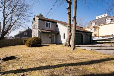 Newport Multi Family Home Act Und Contract: 55 Annandale Rd