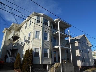 Central Falls Multi Family Home For Sale: 17 Mowry St