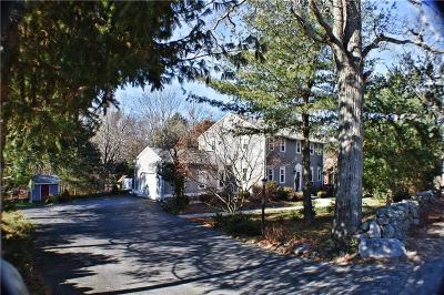 Coventry Single Family Home Act Und Contract: 594 Blackrock Rd