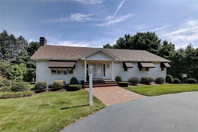 Lincoln Single Family Home For Sale: 189 Old River Rd