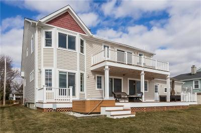 East Providence Single Family Home For Sale: 5 Seaview Av