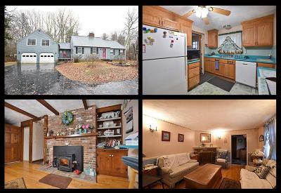 Scituate Single Family Home For Sale: 15 Walker Wy