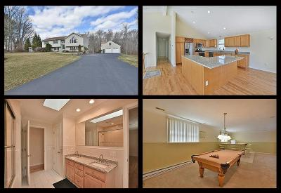 East Greenwich Single Family Home For Sale: 875 Division Rd