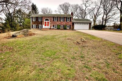 North Kingstown Single Family Home Act Und Contract: 84 Keats Dr