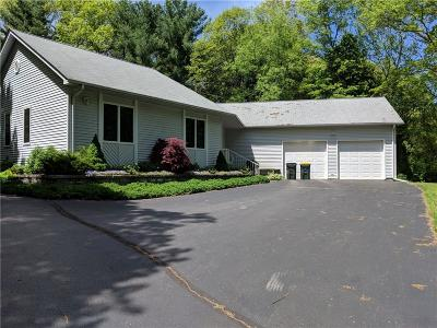Burrillville Single Family Home For Sale: 306 Victory Hwy