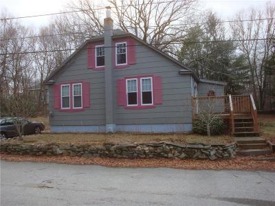 Johnston Single Family Home Act Und Contract: 14 Milnerfield Rd