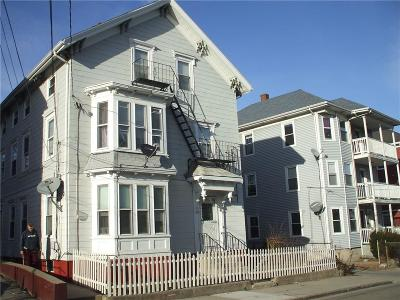 Central Falls Multi Family Home For Sale: 17 Watson St
