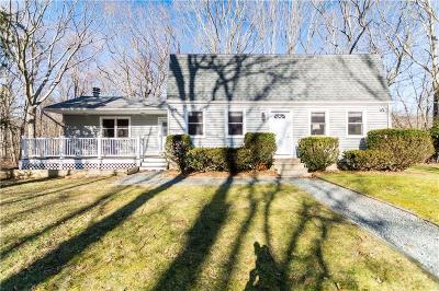 Scituate Single Family Home For Sale: 6 Countryside Lane