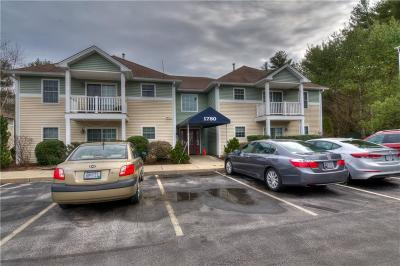 Coventry Condo/Townhouse For Sale: 1780 Nooseneck Hill Rd, Unit#13d #13D
