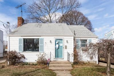 Single Family Home For Sale: 82 Riley St