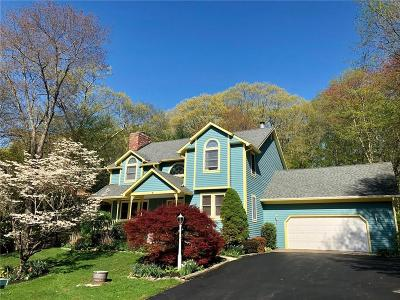 Lincoln Single Family Home For Sale: 9 Briarwood Rd