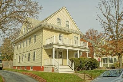 Cranston Multi Family Home Act Und Contract: 65 - 67 Strathmore Rd