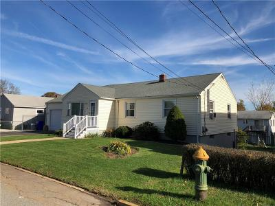 North Providence Single Family Home For Sale: 36 Irving St