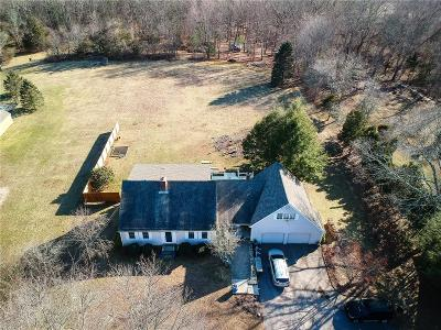 Westerly Single Family Home For Sale: 67 Potter Hill Rd