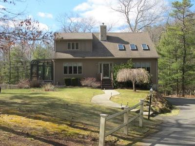 Scituate Single Family Home For Sale: 250 William Henry Rd