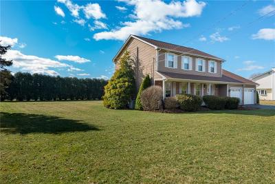 North Kingstown Single Family Home Act Und Contract: 482 Indian Corner Rd