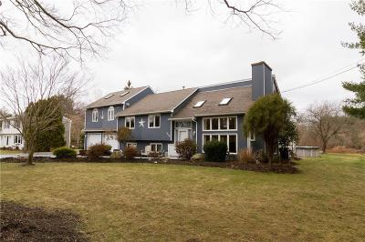 North Kingstown Single Family Home For Sale: 1419 Lafayette Rd