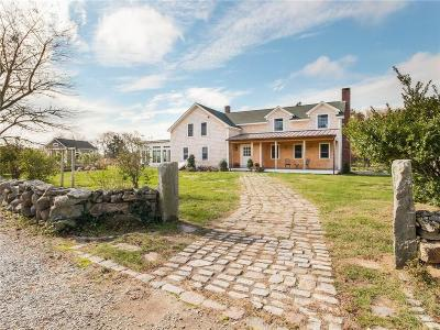 South Kingstown Single Family Home Act Und Contract: 441 Moonstone Beach Rd