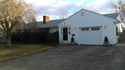 East Providence Single Family Home Act Und Contract: 65 Plymouth Rd