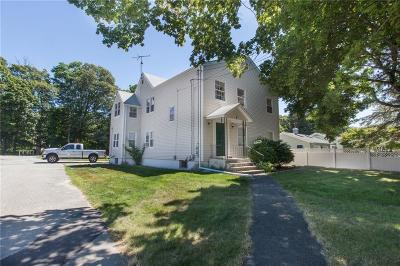 Warwick Multi Family Home Act Und Contract: 18 Tidewater Dr