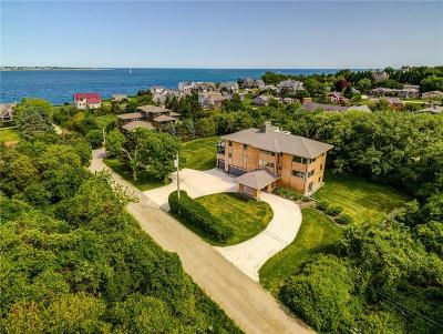 Jamestown Single Family Home For Sale: 25 Hull Cove St